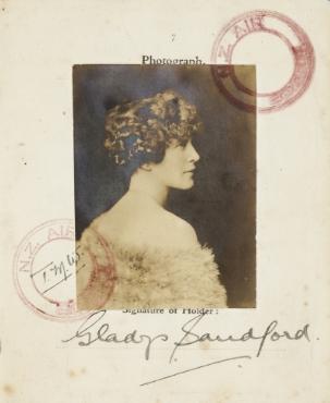 Gladys Sandford