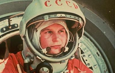 Valentina Tereshkova – Russia