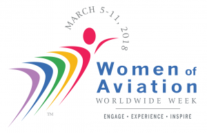 Women Of Aviation Worldwide Week 2018 - 8th annual aviation awareness week for girls of all ages